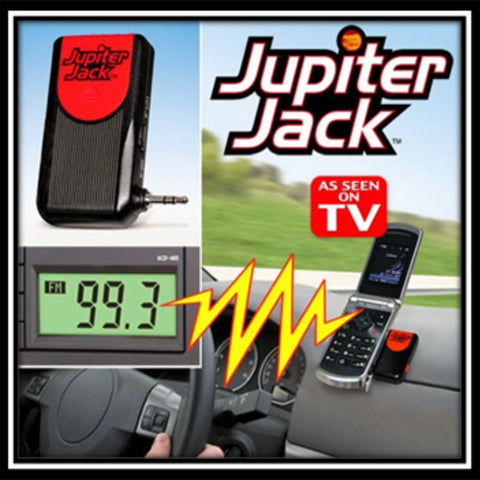 Jupiter Jack Cell Phone Car Speakerphone Converter