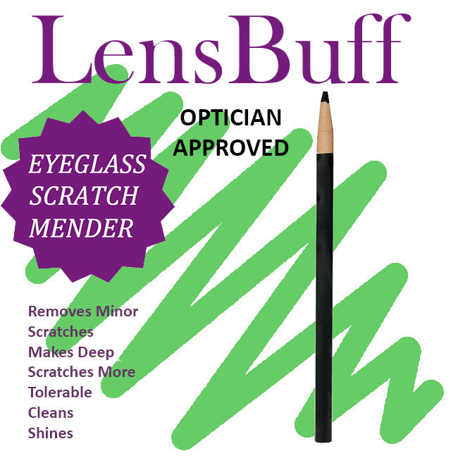 Lens Buff Eyeglass Scratch Remover