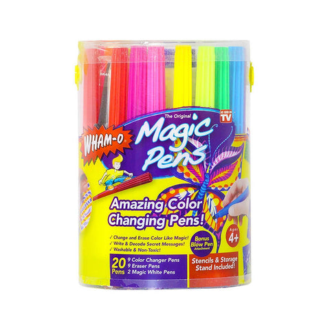 Magic Pens- Amazing Color Pens! (20 Pens)