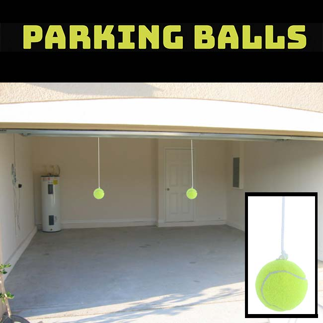 Park Right - Parking Ball