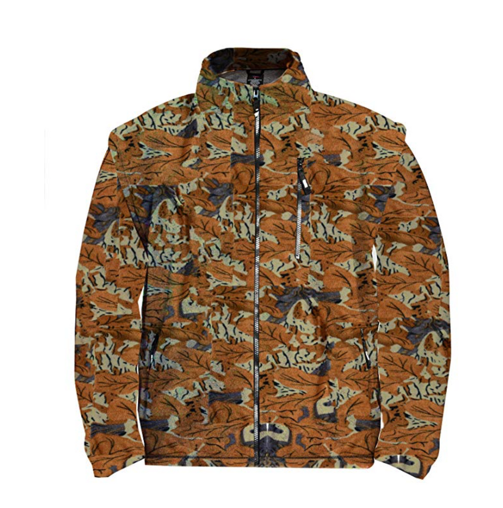 PolarEx Extreme 2-N-1 Fleece Jacket (Camo) XXL