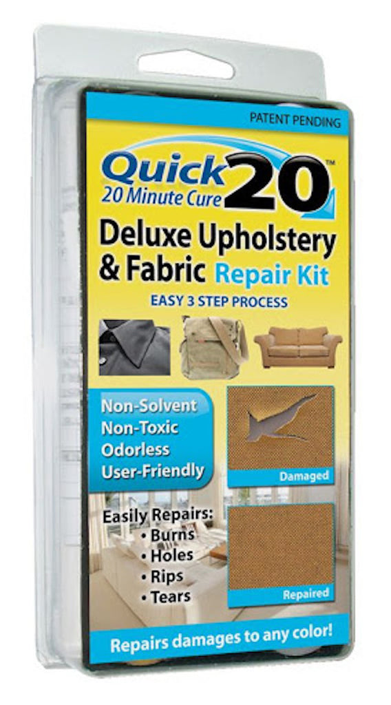 Quick 20 Fabric and Upholstery Repair Kit