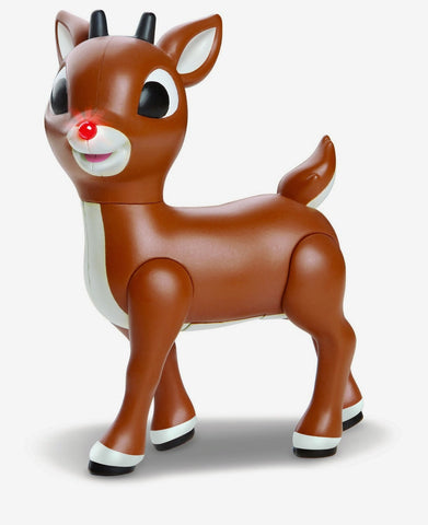 Rudolph the Red-nose Reindeer I talk & sing! Rudolph