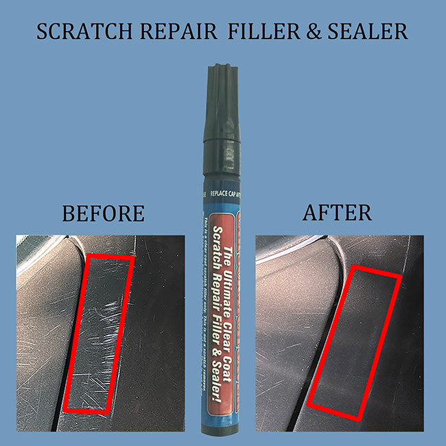 Magical Car Scratch Saver Color Scratch Repair & Sealer Pen Stick