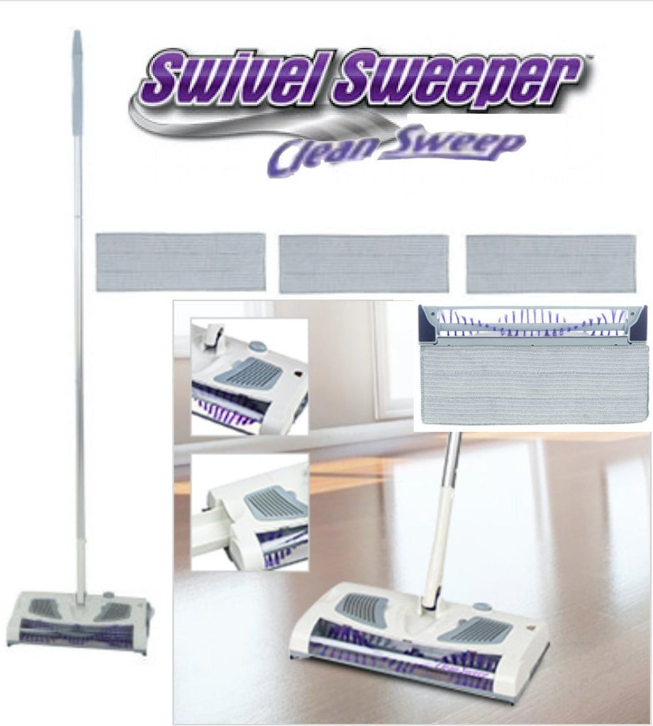 Swivel Sweeper Clean Sweep