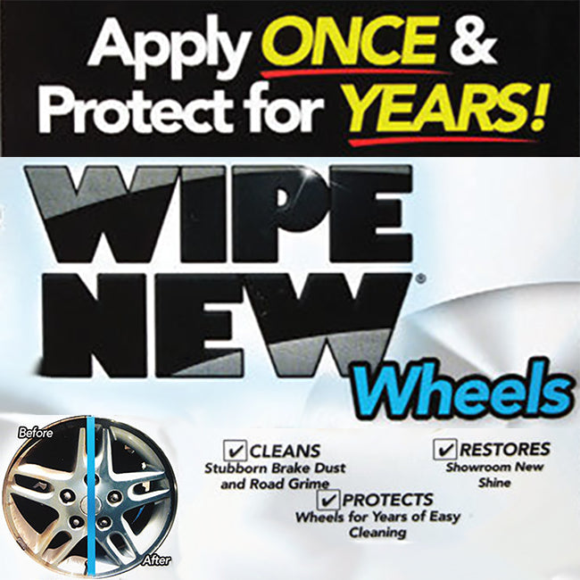 Wipe New Wheels Kit