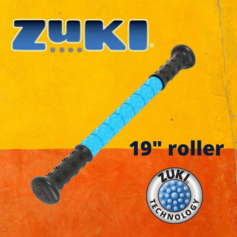 Zuki- 19 INCH MUSCLE ROLLER- 1512 Penetrating Points