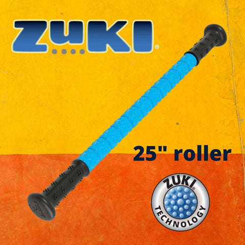 Zuki- 25 INCH MUSCLE ROLLER - 2376 Penetrating Points