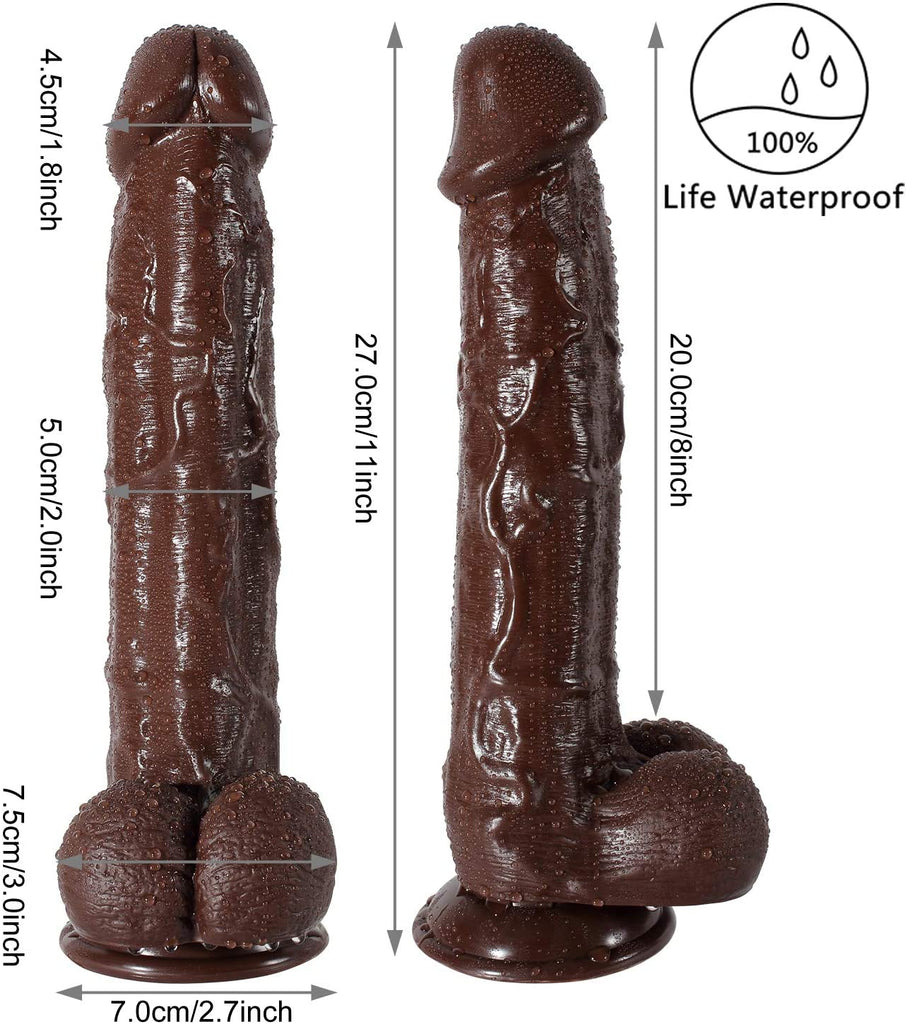 11 inch Adult Sexy Toy Big Dildos