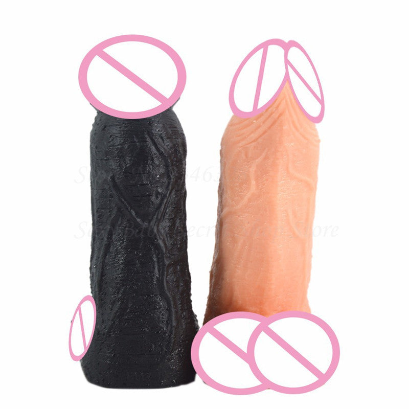 27.5cm Giant Huge Dildo Super Big Dick - Men Guide Store