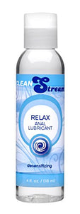 CleanStream Relax Desensitizing Lubricant