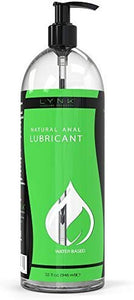 Lynk Pleasure Anal Lube Long Lasting Water Based 8 oz - Men Guide Store