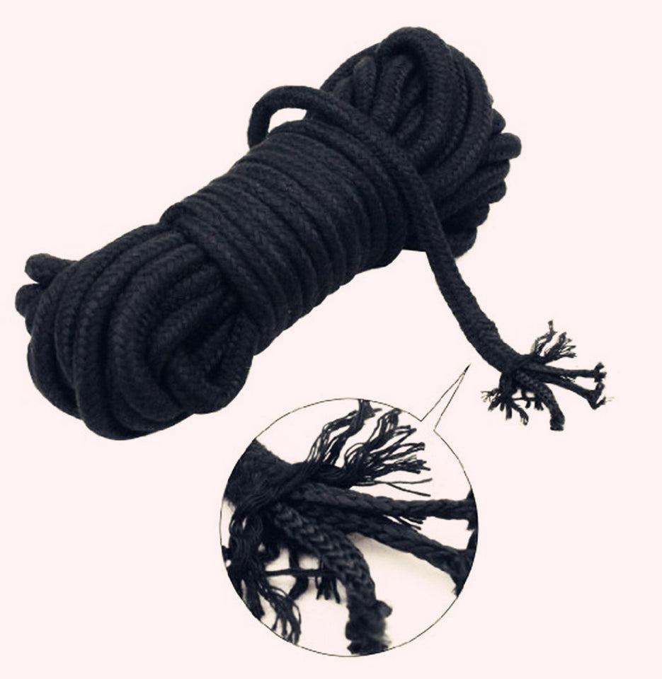 Bondage Ultra Soft Rope Strap Restraints Kit for Couples Sex Games - Men Guide Store