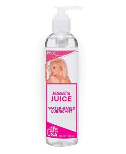 Jesse Jane Jesses Juice Water-Based Lubricant, 8 Fluid Ounce - Men Guide Store