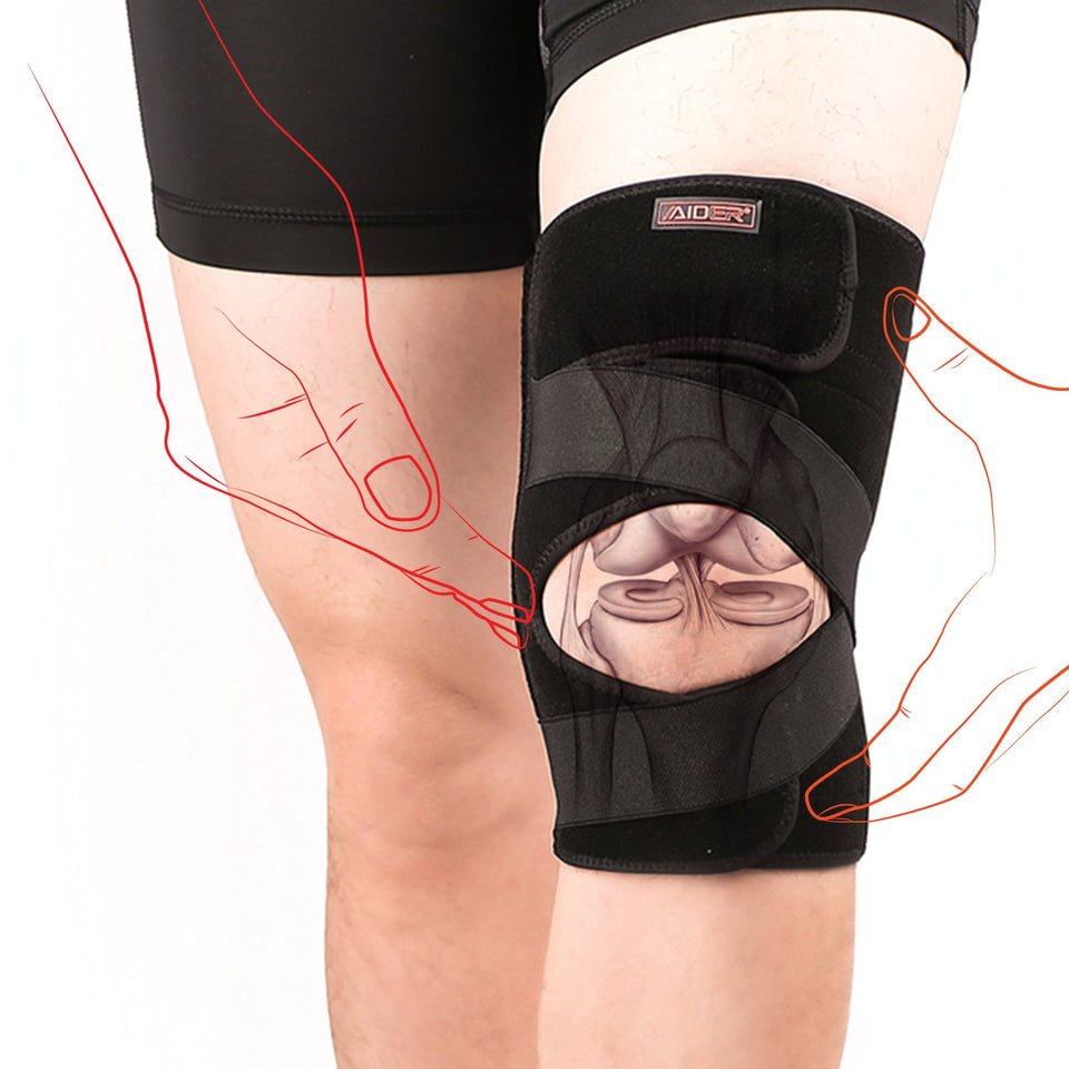 AIDER Compression Knee Brace Type 3 - Men Guide Store