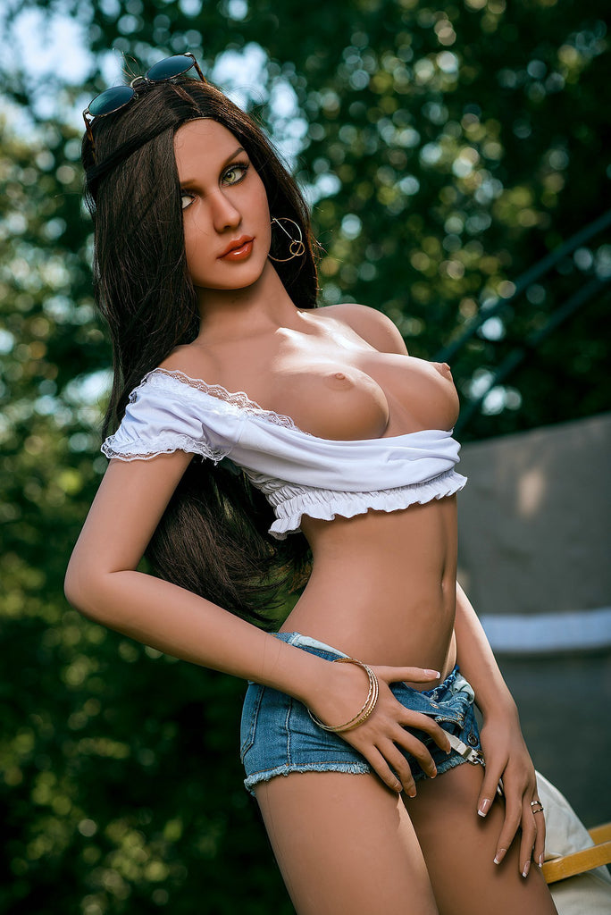 Sandra: All American Sex Doll B-Cup TPE Sex Doll 157cm - Men Guide Store
