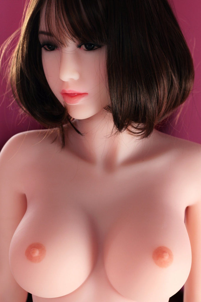 Brunette Japanese Sex Doll Japanese Sex Doll TPE - Men Guide Store