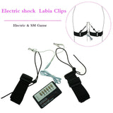 Electric Shock Labia Clips - Men Guide Store