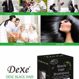 Fast black hair shampoo Only 5 minutes - Men Guide Store
