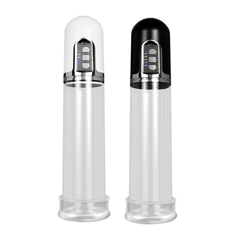Male Automatic Erotic Electric Penis Pump - Men Guide Store