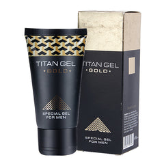 New Dick Enlargement Essential Oil Russian Titan Gel GOLD Cock - Men Guide Store