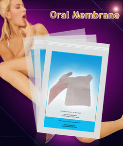 Fruity Super Thin and Soft Oral Sex Membrane Vagina Anal Sex Toys - Men Guide Store