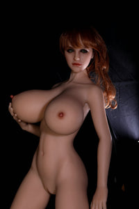 Lyly Huge Tits Silicon Sex Doll 165 cm - Men Guide Store
