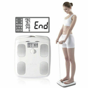 InBody H20B Body Fat Analyzer Weight Muscle measured within 5 seconds Scale - Men Guide Store