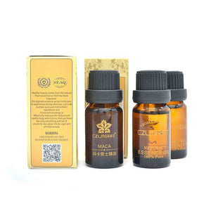 Lanthome Herbal Penis Enlargement Oil ( 3 pcs ) - Men Guide Store