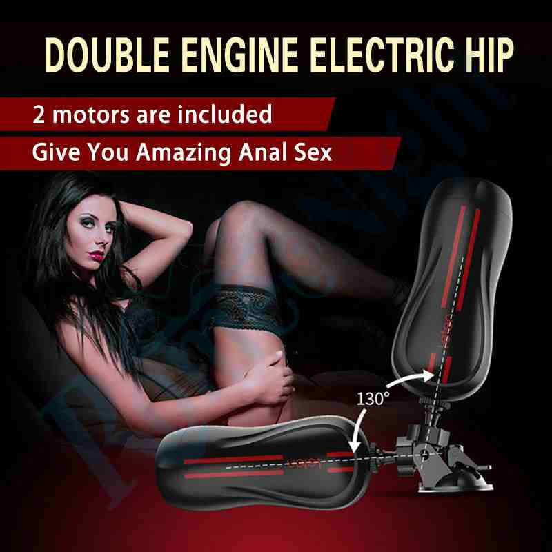 Leten 3 Adult Sex Toys for Men Handsfree Electric Male Masturbator Vibrator for Men Real Vagina Pocket Pussy - Men Guide Store