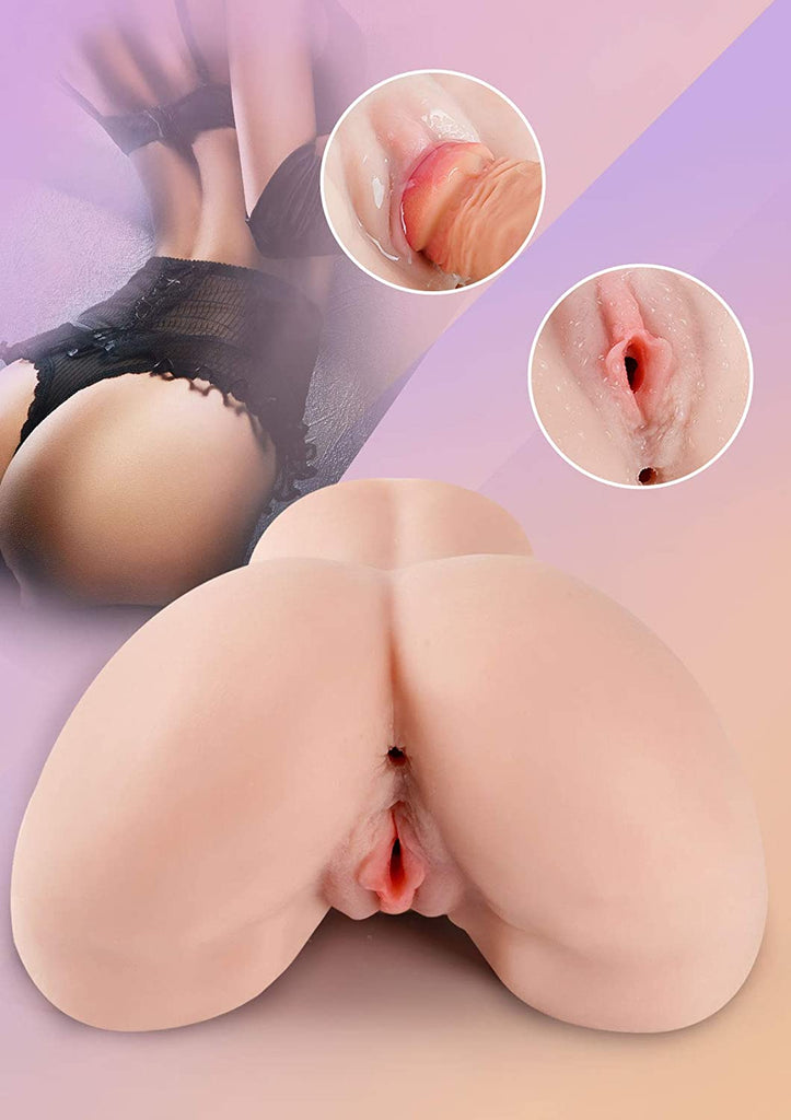 Masturbator Sex Doll with Virgin Pussy Ass