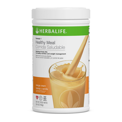 NEW Herbalife Formula 1 Healthy Meal Nutritional Shake Mix - Men Guide Store