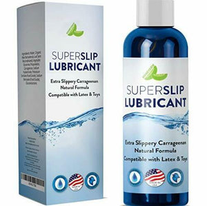 Natural Personal Lubricant - Water Based Sensitive Lube for Women and Men - Men Guide Store
