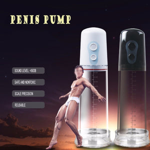 New Electric Penis Pump Penis Extender Pump and Sex Toy - Men Guide Store