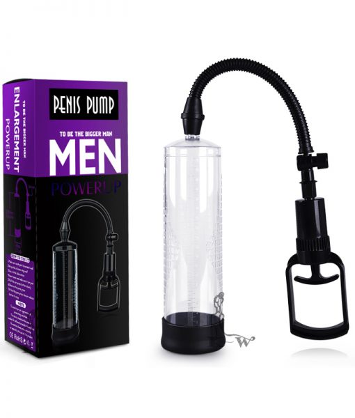 Penis Enlargement Pump CanWin Power Up Penis Vacuum Pump - Men Guide Store