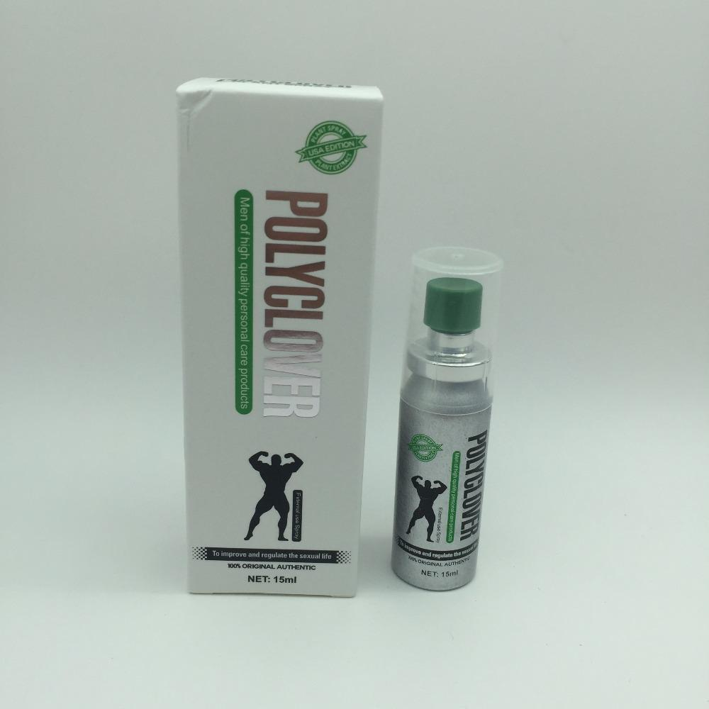Polyclover Climax Delay Spray Cure Premature Ejaculation - Men Guide Store