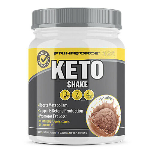 Primaforce Keto Shake - Men Guide Store
