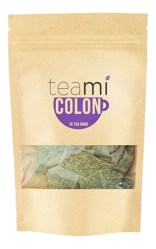 Teami Blends Teami Colon 1 oz. Herbal Tea - Men Guide Store