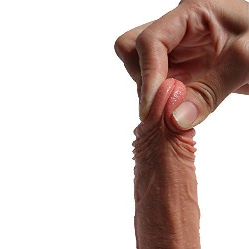 7 Inch Lifelike Double Layered Dildo with Suction Cup - Men Guide Store