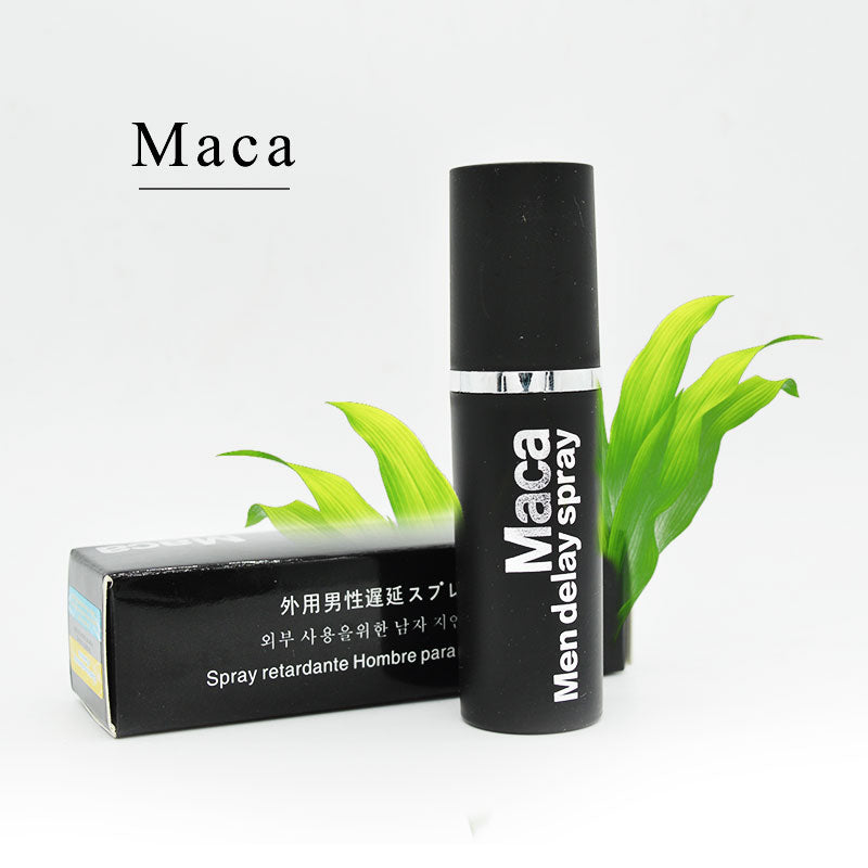 Maca Delay Spray for Men – Last-Longer in Sex, Prevent Premature Ejaculation, Male Delay Oil