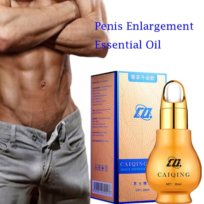 Penis Thickening Growth Man Massage Oil - Men Guide Store