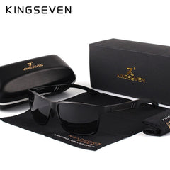 Sunglasses Aluminum Magnesium Driving Glasses - SL09 - Men Guide Store