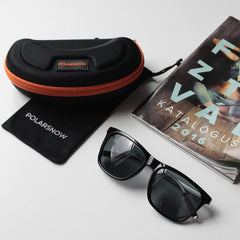 POLARSNOW Aluminum+TR90 Sunglasses - SL18 - Men Guide Store