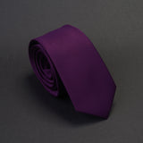 Slim Neck Ties for Wedding - Men Guide Store