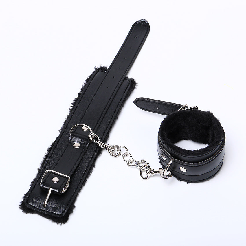 Leather Handcuffs - Sex slave toys - Men Guide Store