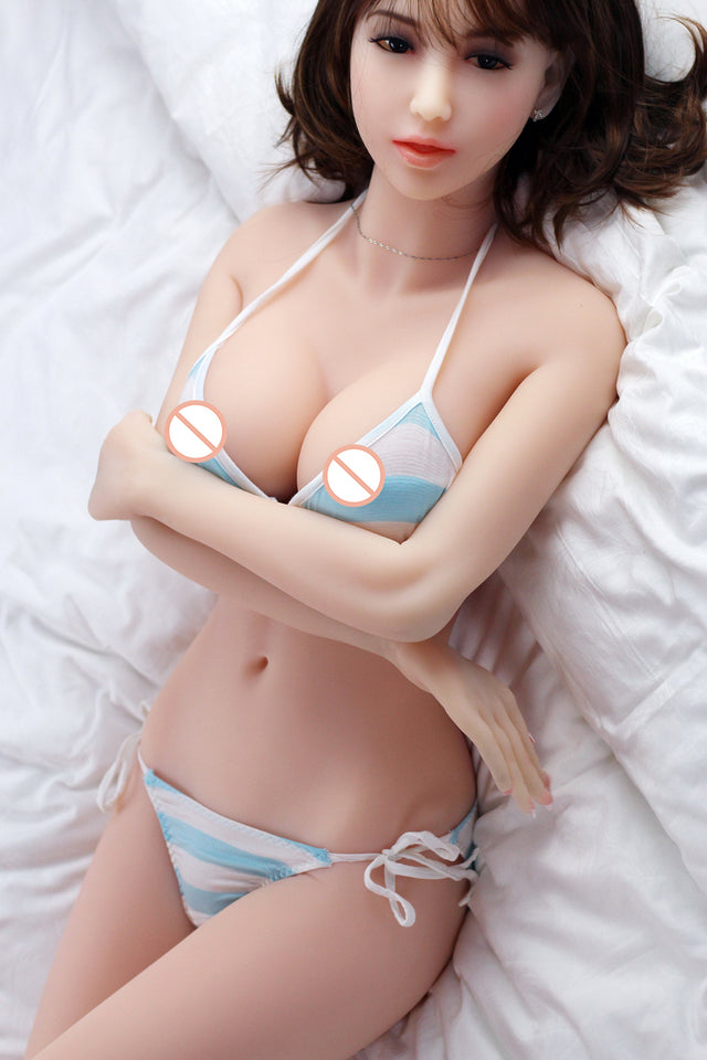 Katy – Silicone Beautiful Sex Doll – 135cm, 145cm, 183cm Love Doll Vagina Pussy Breast Anal Adult Sex Toys - Men Guide Store