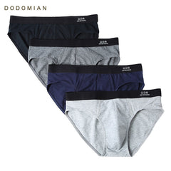 4pcs/Lot Cotton Men Underwear Plus size - MG 206 - Men Guide Store