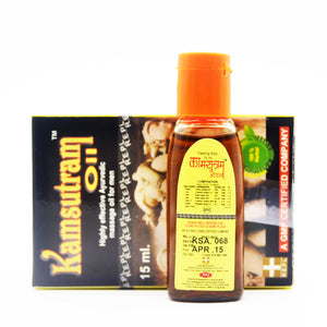 Kamasutram Herbal Penis Massage Oil - Men Guide Store