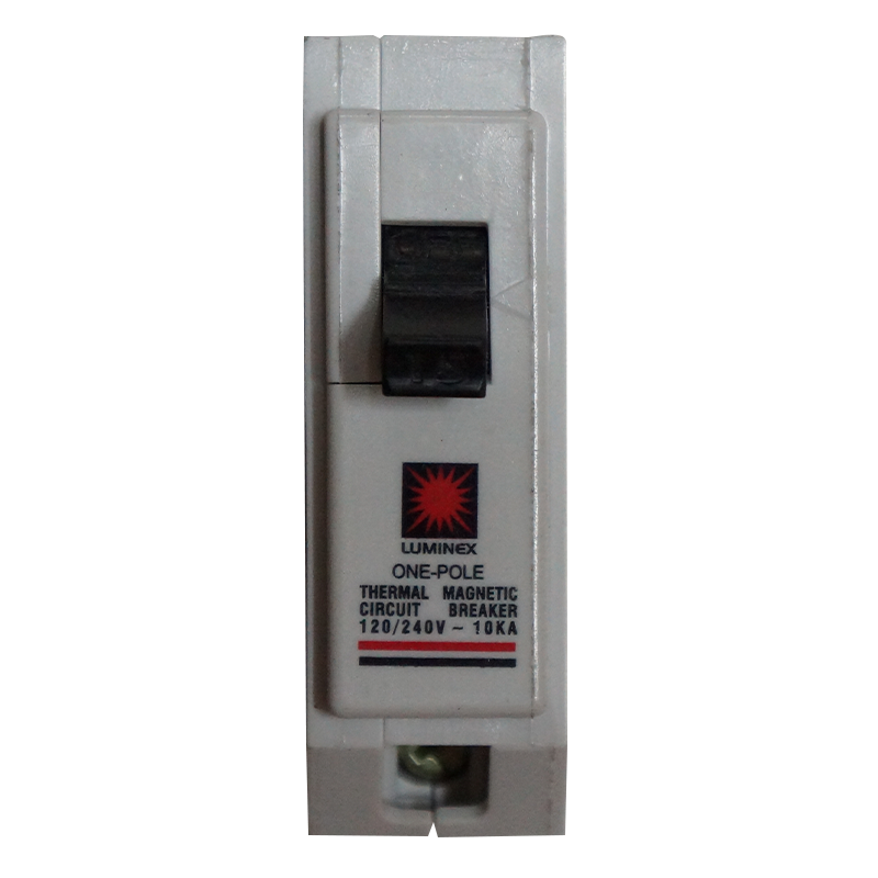 INTERRUPTOR UNIPOLAR LUMINEX DSE ONE-POLE 120/240V