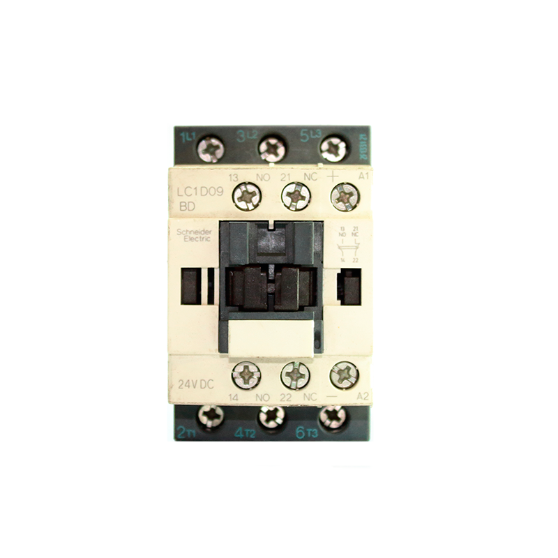 CONTACTOR SCHENEIDER ELECTRIC LC1D09BD, 24V, 9A